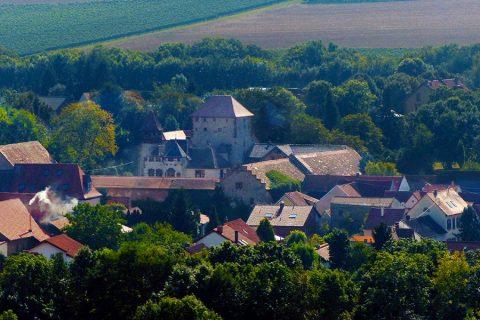 Oberburg Wachenheim